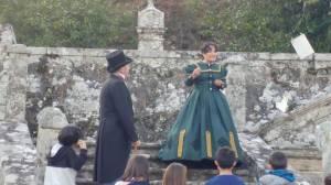 Rosalia Campaneiro Escalinata Joám Casas